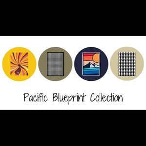 Shop the Pacific Blueprint Polymailer Collection!